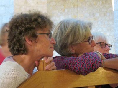 Visite à St-Imier (Collégiale)